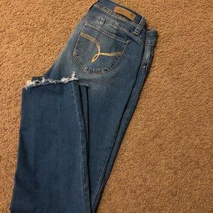 YMI Wanna Betta Butt Jeans x3